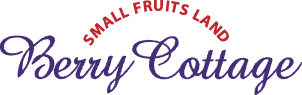 スモールフルーツランド ベリーコテージのロゴ